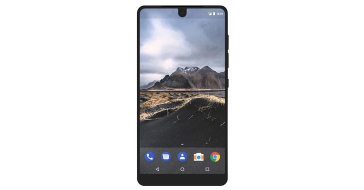 Essential Phone release is close, Best Buy lists phone on its website