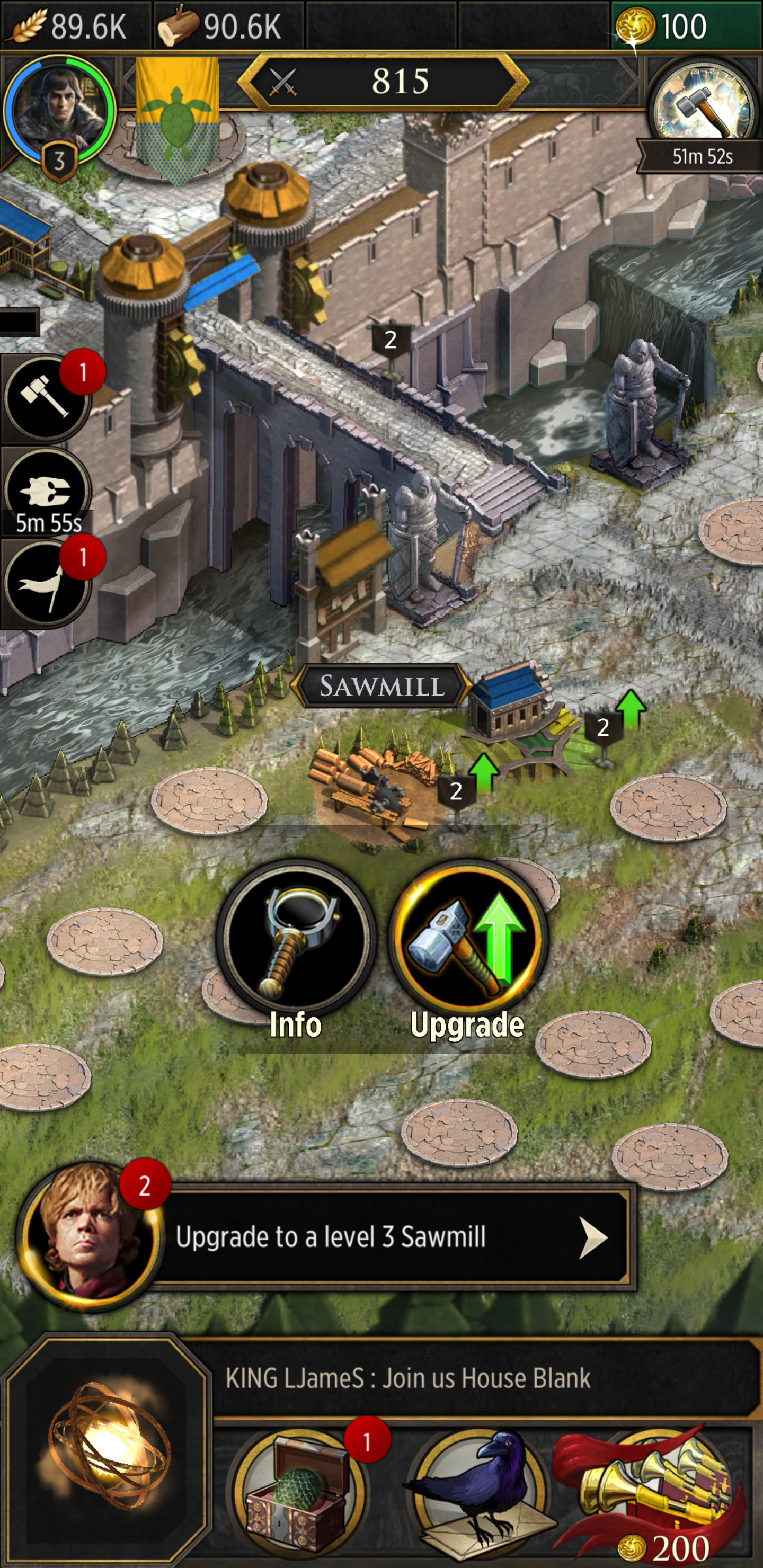 Hands-on] Game of Thrones: Conquest, probably the most