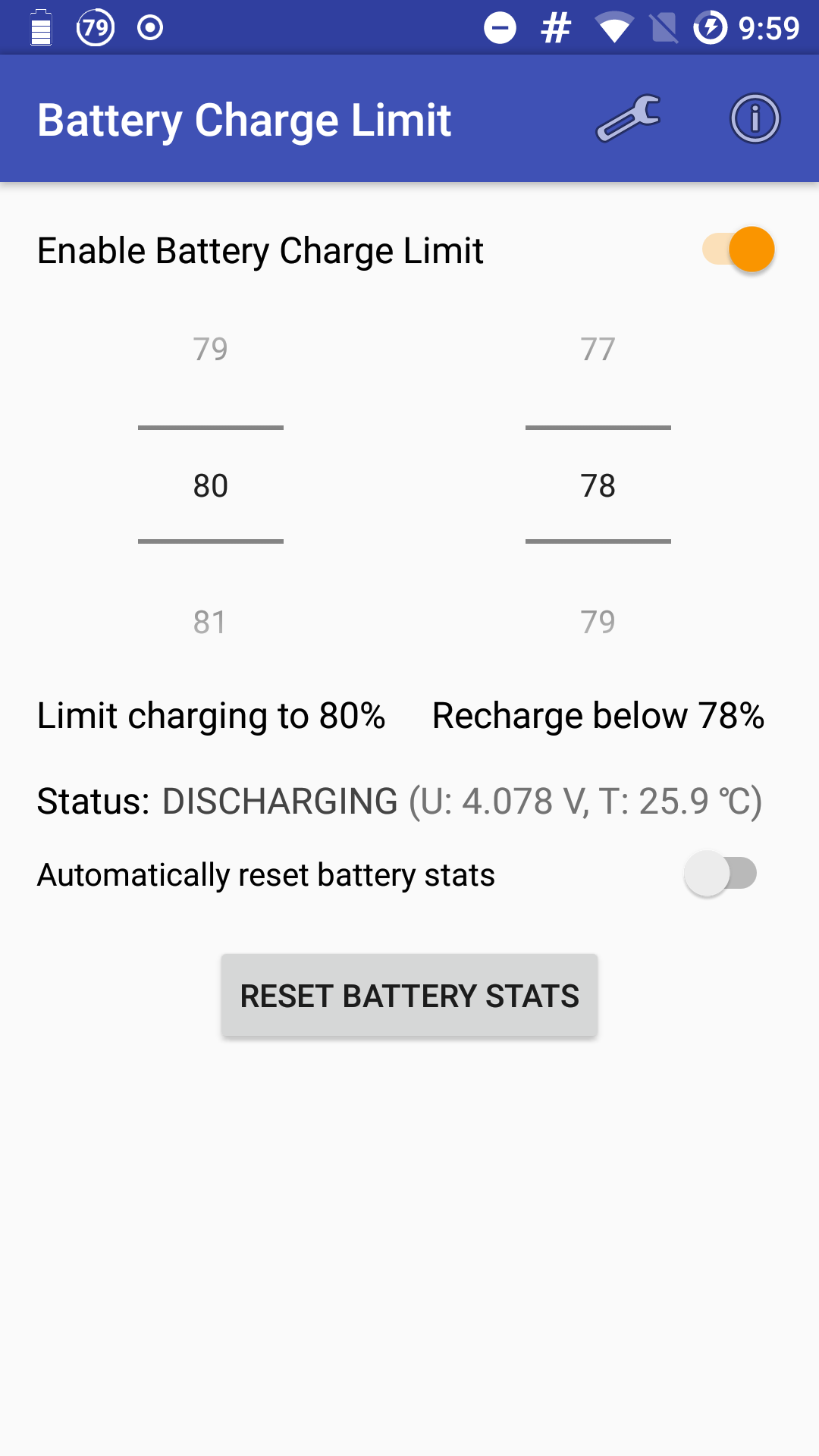 Hands On Battery Charge Limit For Rooted Devices Keeps Your Phones Nexus 5 Circuit Diagram And So Far It Does Exactly What Youd Expect Limits Phone From Charging Past A Certain Point Re Enables Below