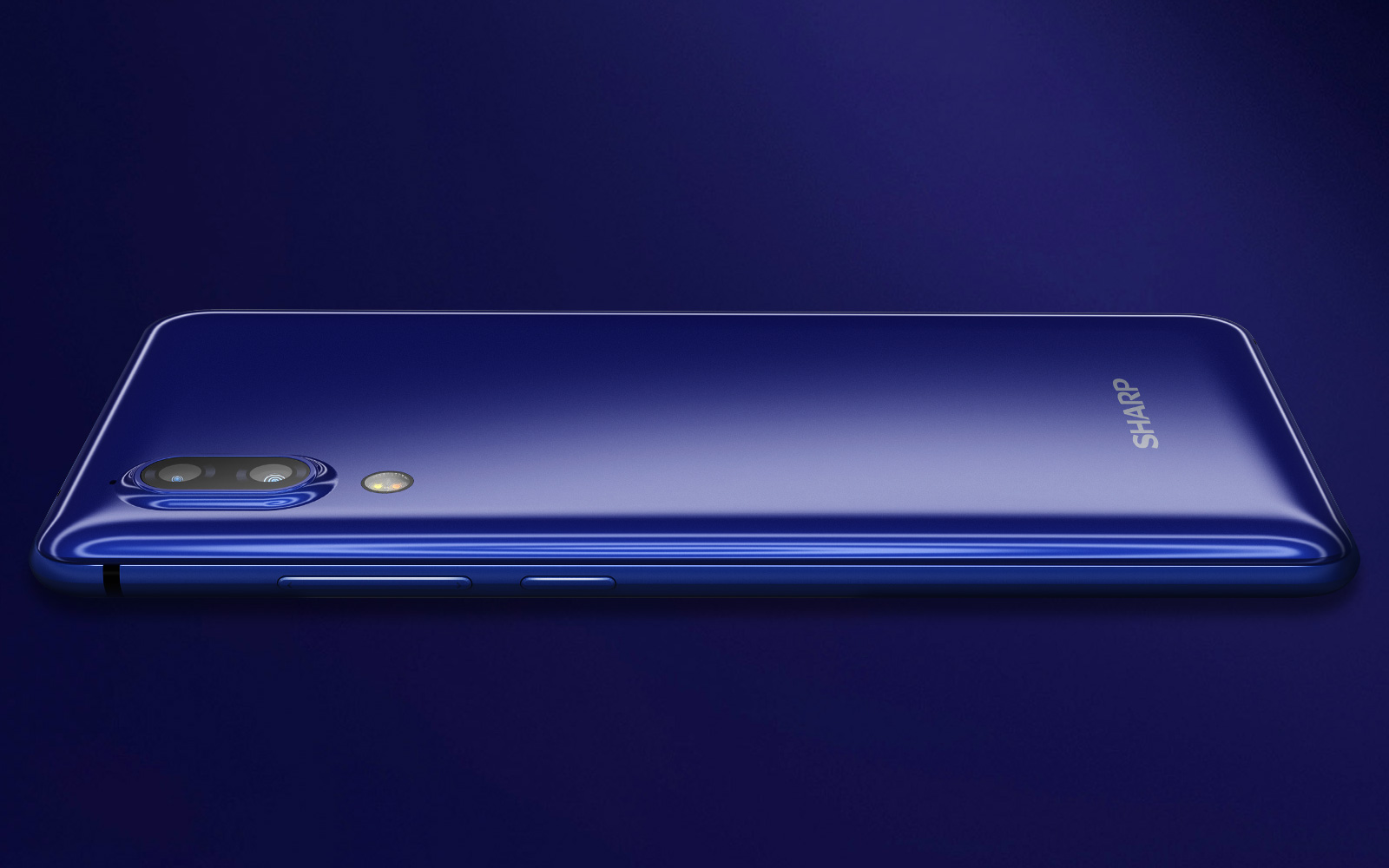Sharp announces the Aquos S2 with a near bezel-free design and mid