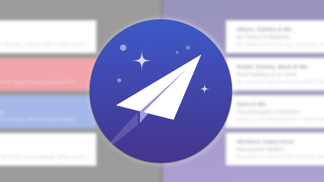 Newton Mail update adds fingerprint support and image