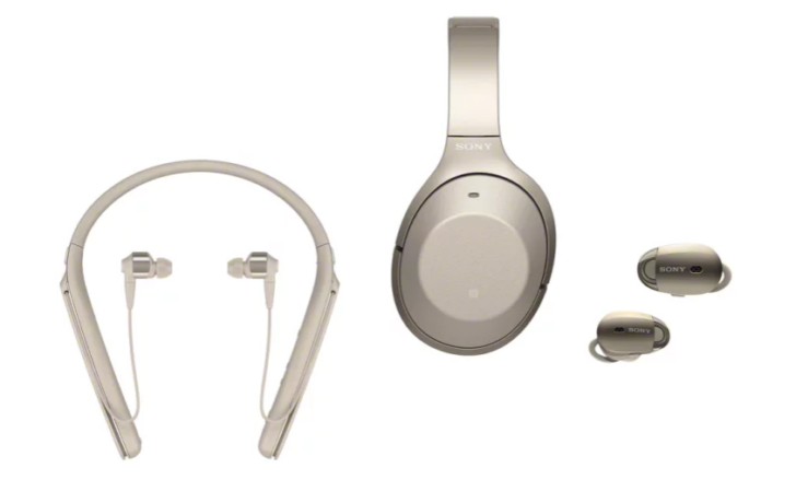 Sony's New Headphones Let Only Important Noise In