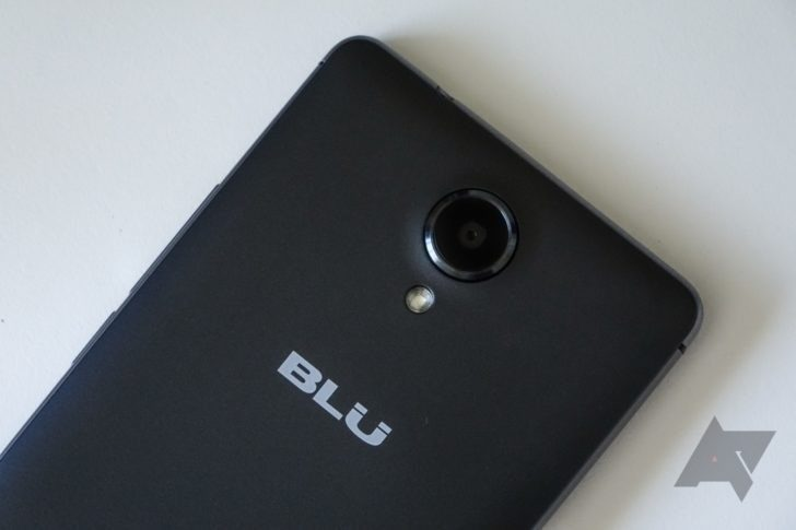 After a short hiatus, BLU phones are back on Amazon