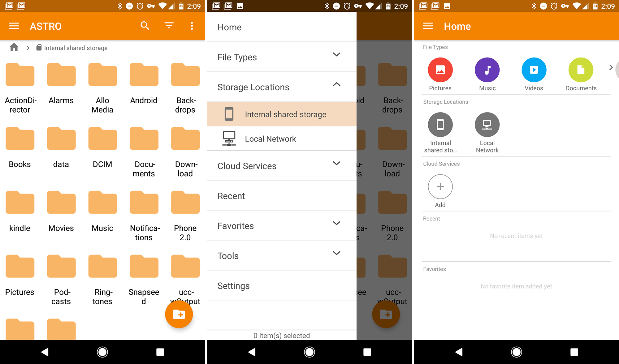 Astro File Manager gets a complete redesign in v6 0 beta