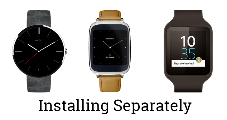 Google encourages developers to make standalone Android Wear apps