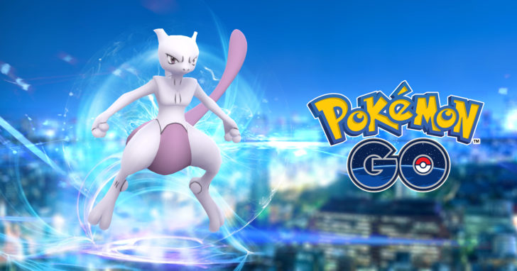 Mewtwo Raids Coming To Pokémon GO
