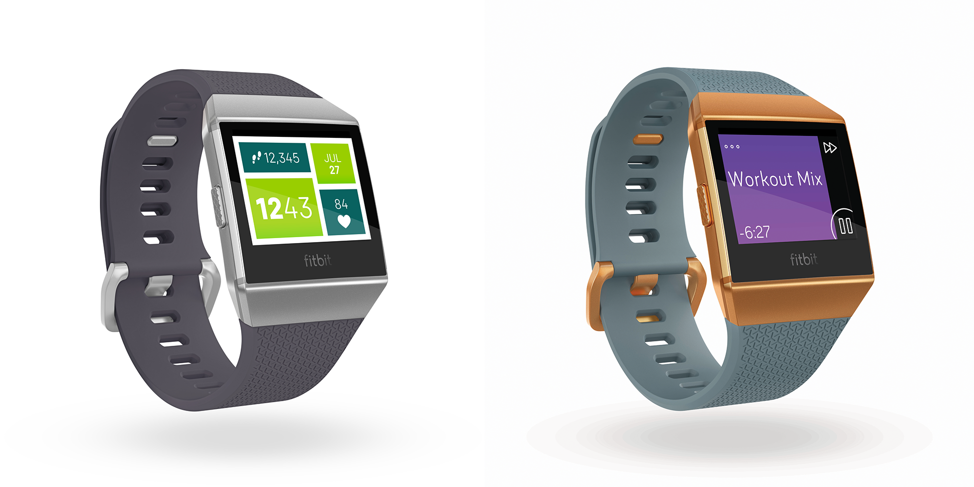 Fitbit announces its first smartwatch, the Ionic, along ...