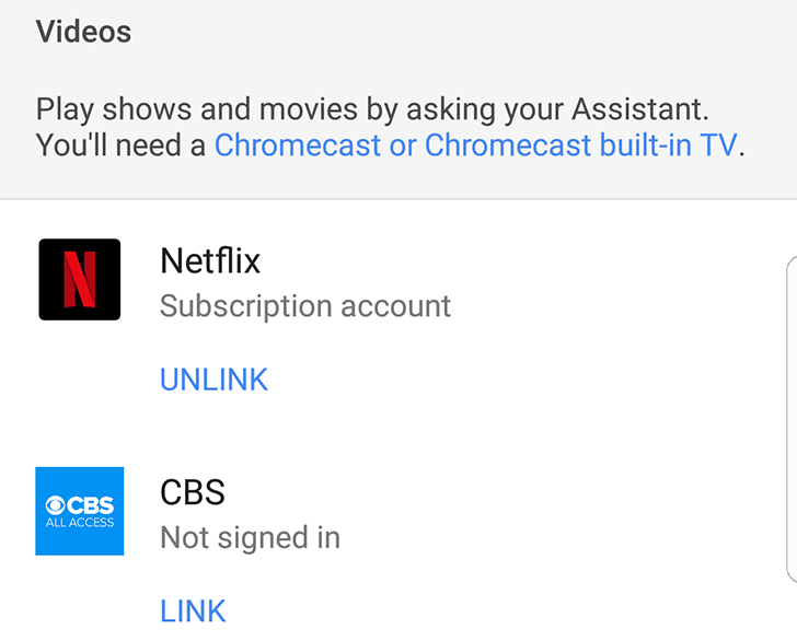 Update: CWTV too, maybe] CBS All Access support seems to be