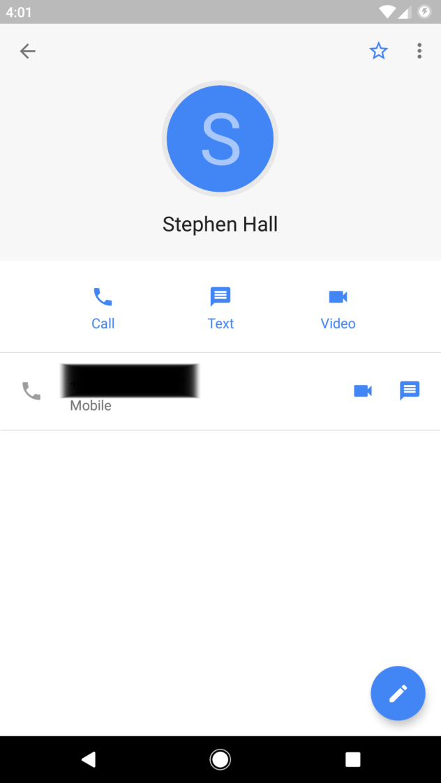 Update: Hidden upcoming features discovered] Google Contacts