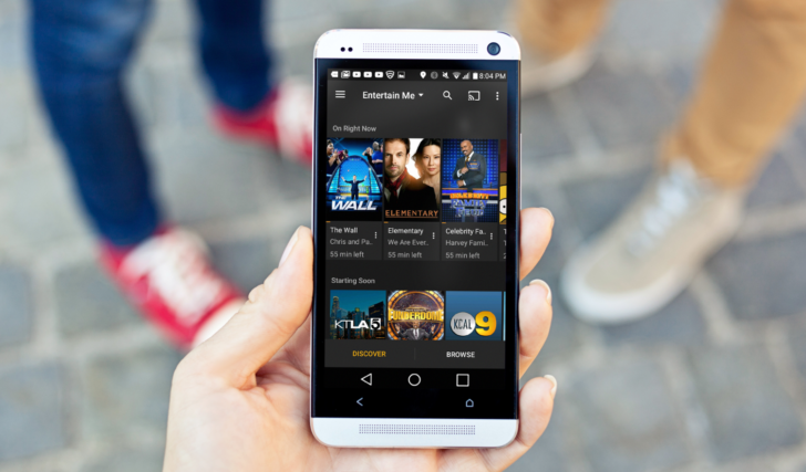 Plex live TV adds Android, Apple TV support