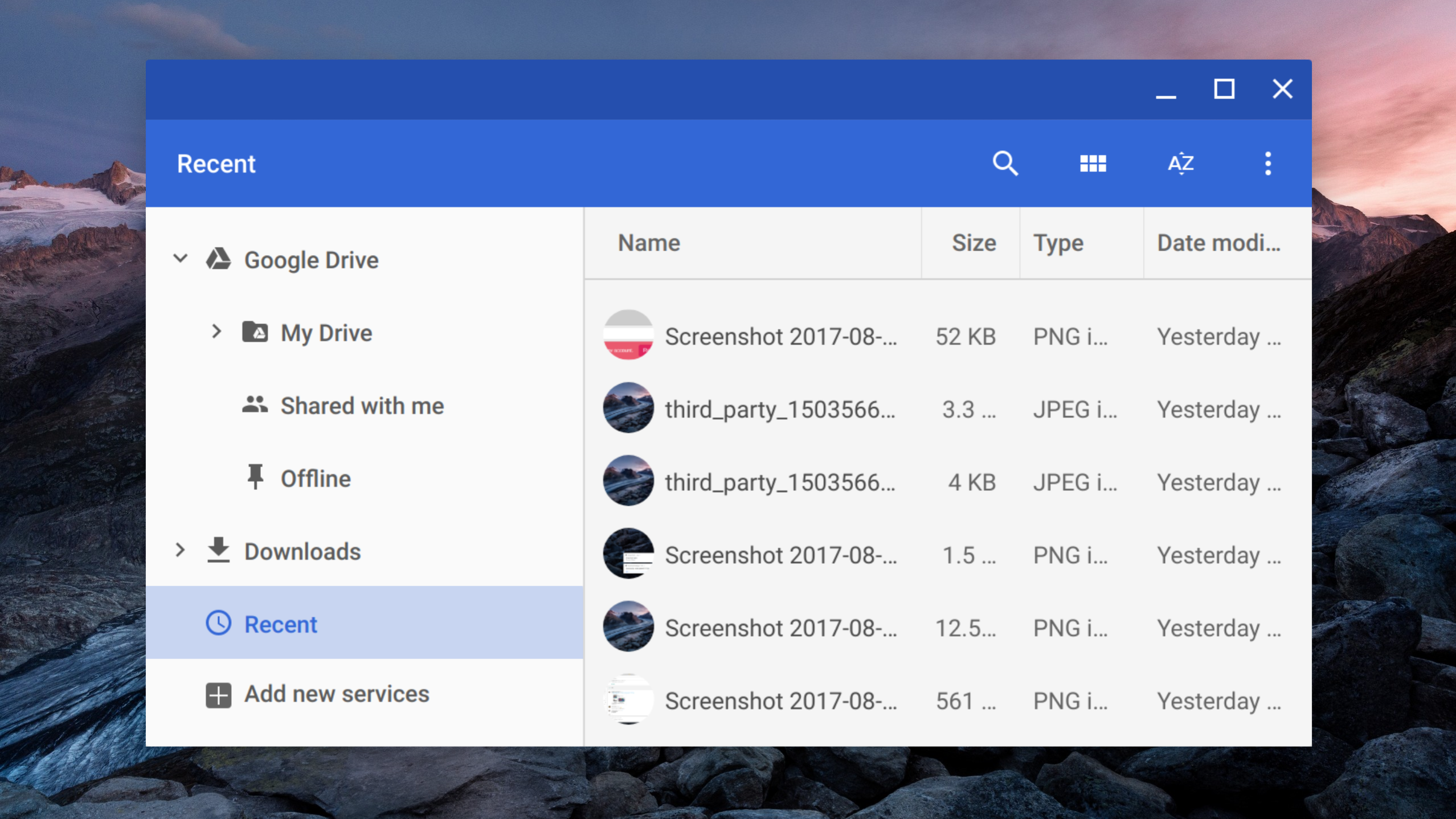 Chromebooks will soon have a recent folder for finding your latest chromebooks arent just for a quick bit of browsing these days some people use them for general productivity including those of us here at android police ccuart Images