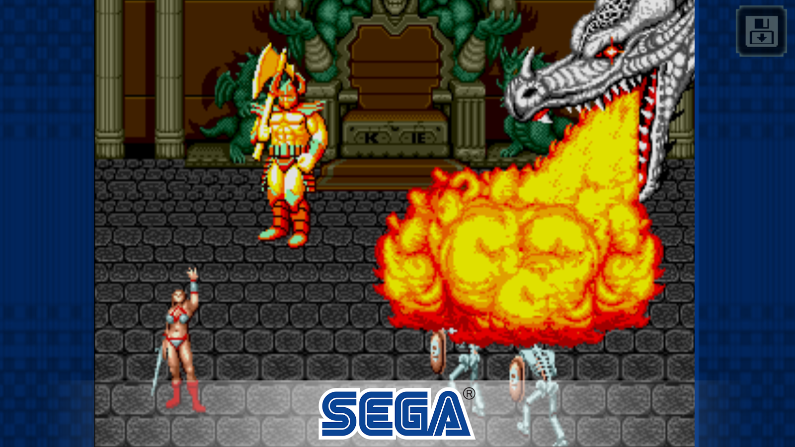 12 Forever Classic Features: Newest SEGA Forever Game: Golden Axe, A Classic Side