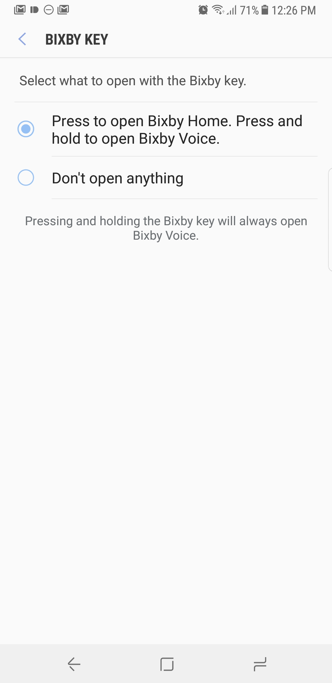 Samsung will finally let you disable the Bixby button without a