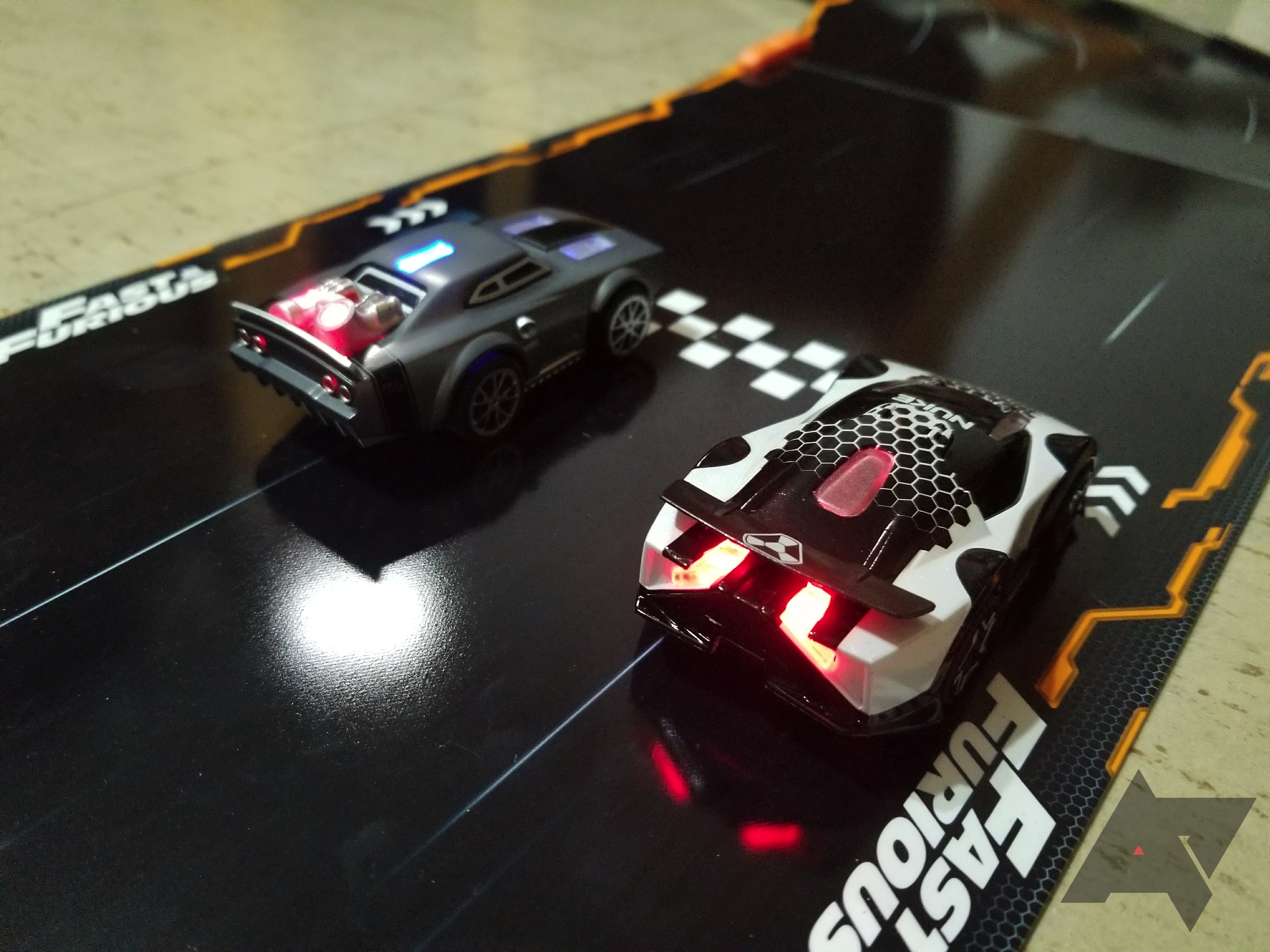 Anki Overdrive Fast Furious Edition Review Just As Good As The Original But With 100 More Vin Diesel