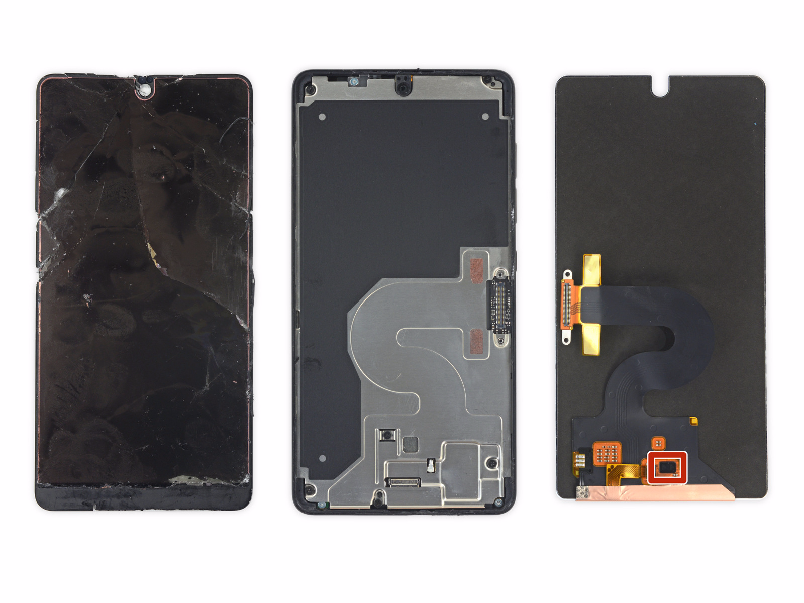 Essential Phone gets one of worst repairability ratings on iFixit