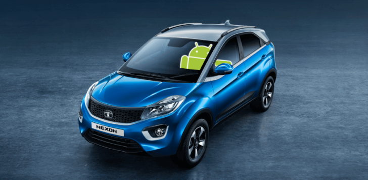 Tata Motors, India's largest auto manufacturer, launches its first Android Auto-equipped vehicle