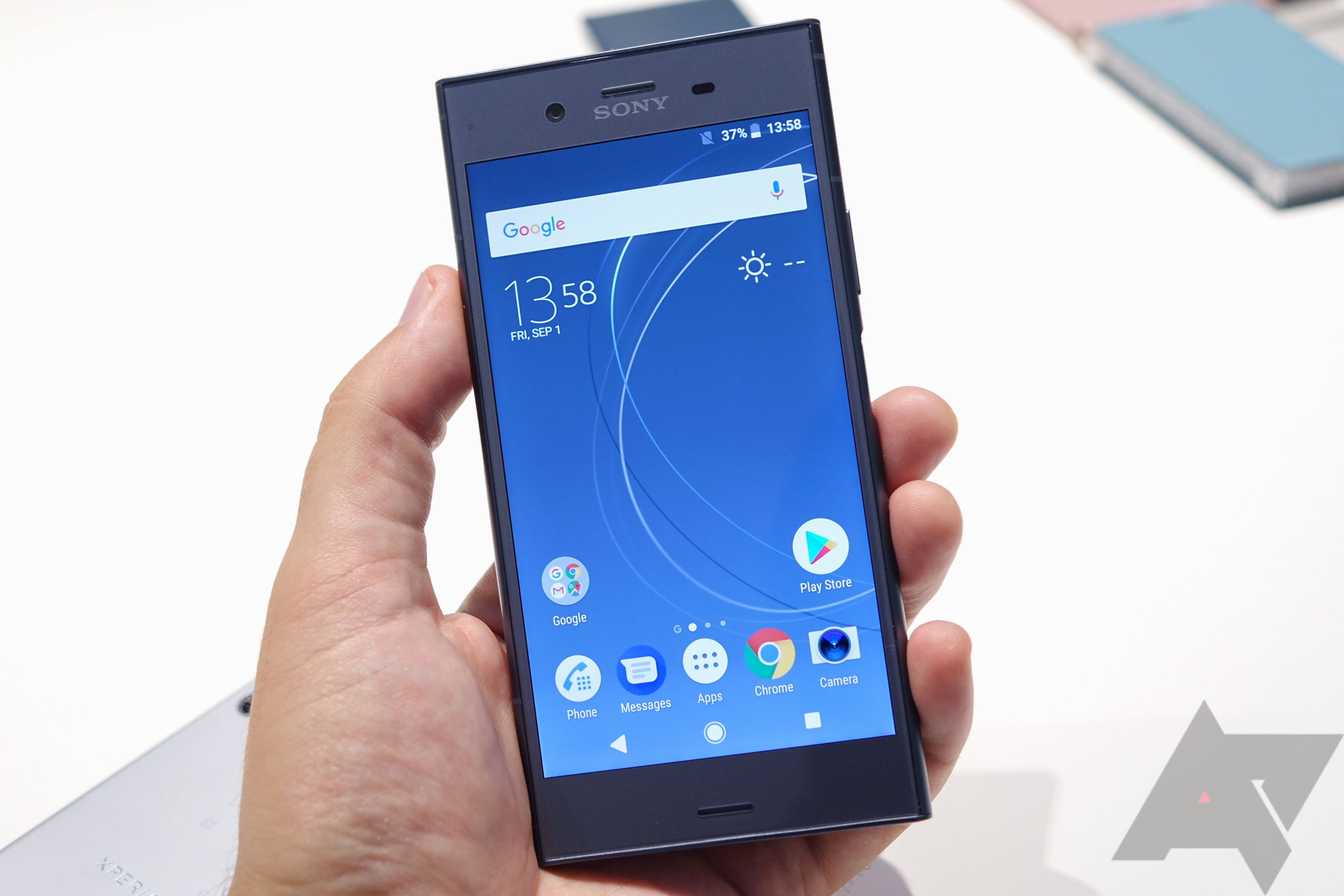 Sony Xperia XZ1 and XZ1 Compact hands-on: Sony still doing ...