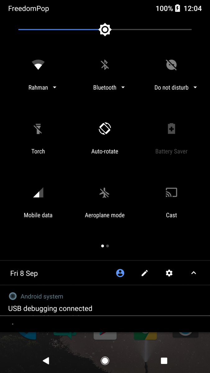 Andromeda brings Substratum theming to unrooted Android 8 0 Oreo devices