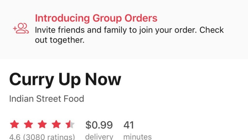 Everyone wants something different and coordinating everyone can take ages. Thankfully DoorDash has added its group ordering features ...  sc 1 st  Android Police & DoorDash the food delivery service adds group orders to its ...