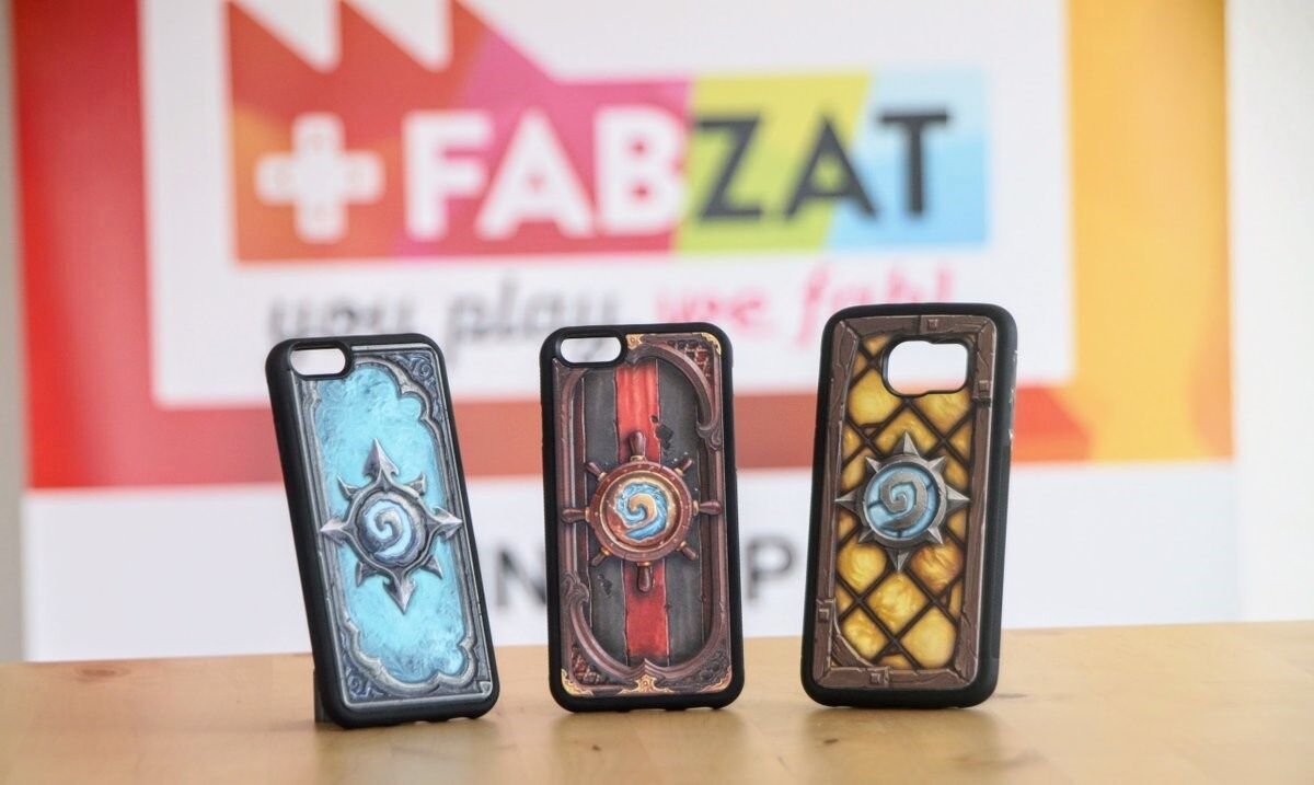 the latest 78fe4 8ae03 You can get a Hearthstone 3D printed phone case, if you're into that ...