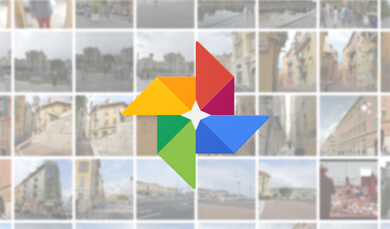 Google Photos navigation drawer throws out Google+ cover photo