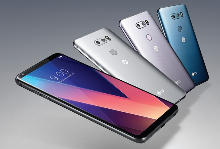 LG V30 starts shipping in South Korea, more markets to