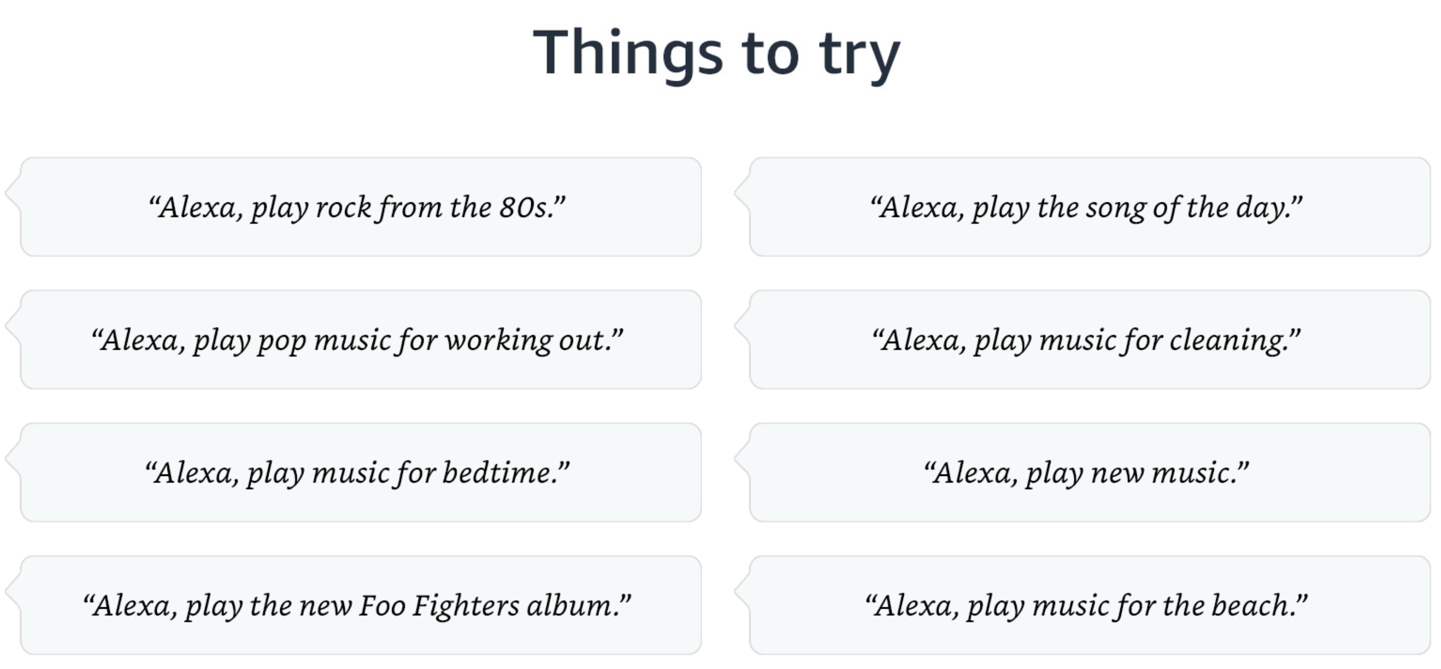 Alexa voice controls are now available in the Amazon Music app
