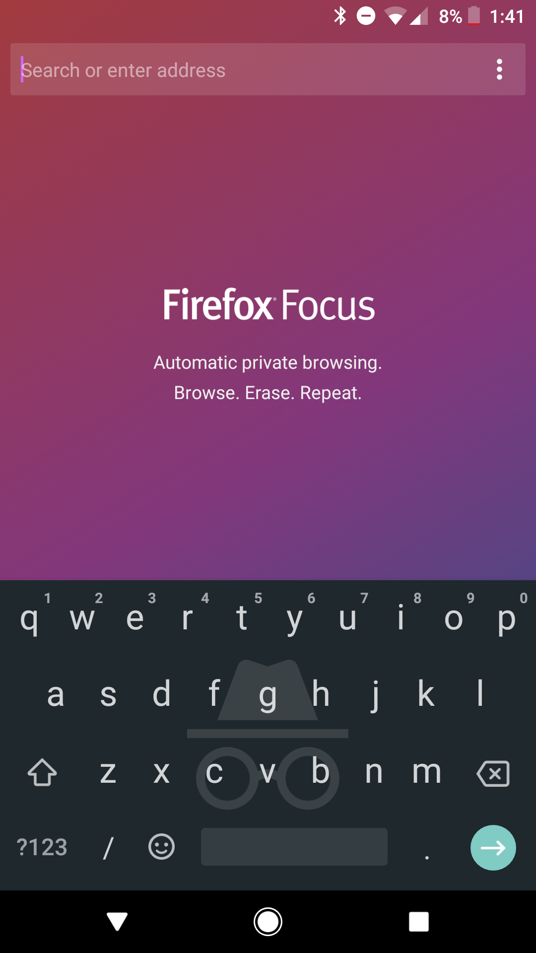 Firefox Focus updated with multiple tabs and incognito mode