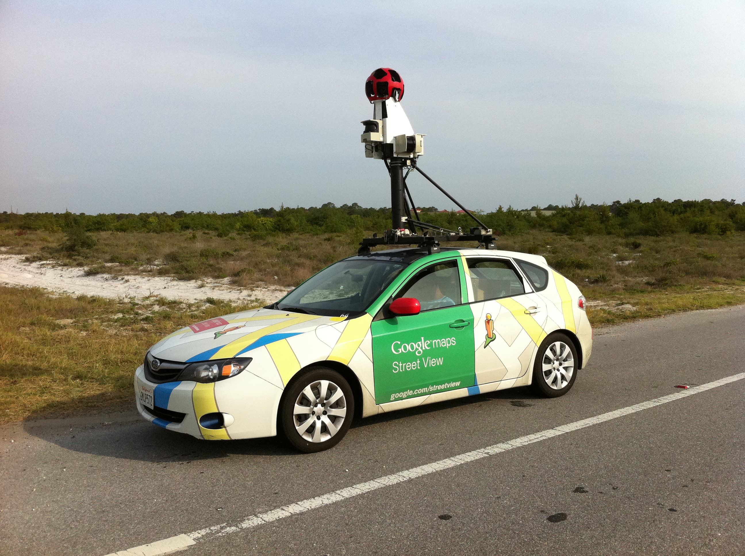 Google Street View images are about to get a lot clearer