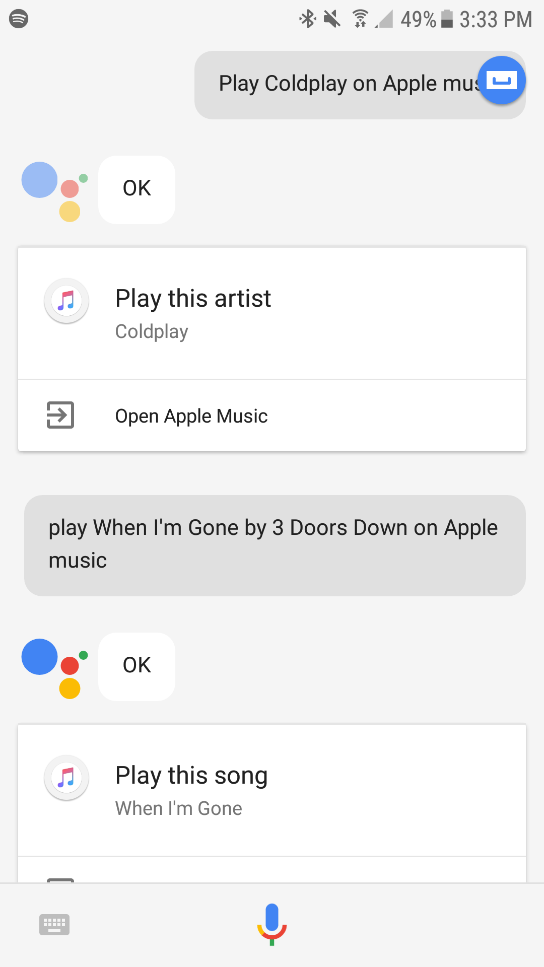 Ok Google Pictures Of Posh Decorated Living Rooms: Apple Music 2.2 Adds User Profiles And Integrates Better