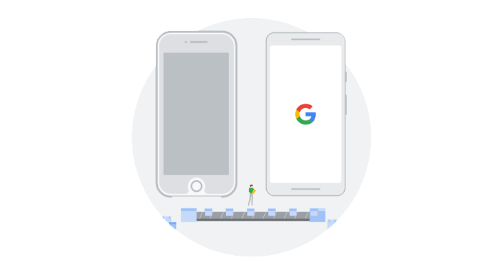 Google's new 'Data Transfer Tool' shows up in the Play Store, likely