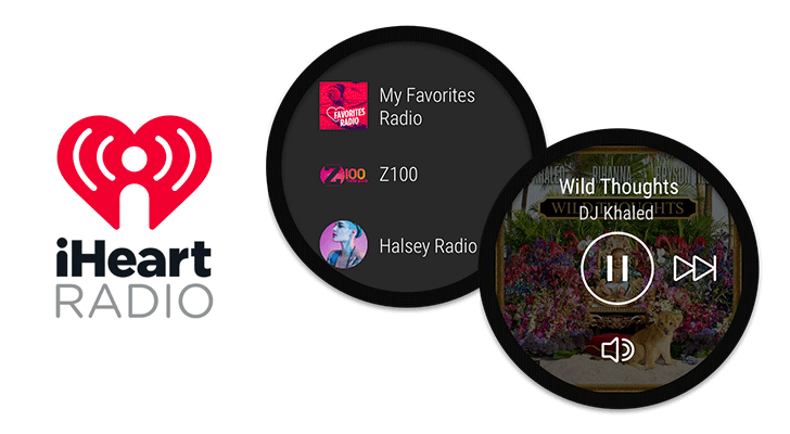 iHeartRadio releases standalone app for Android Wear 2.0 [APK Download]
