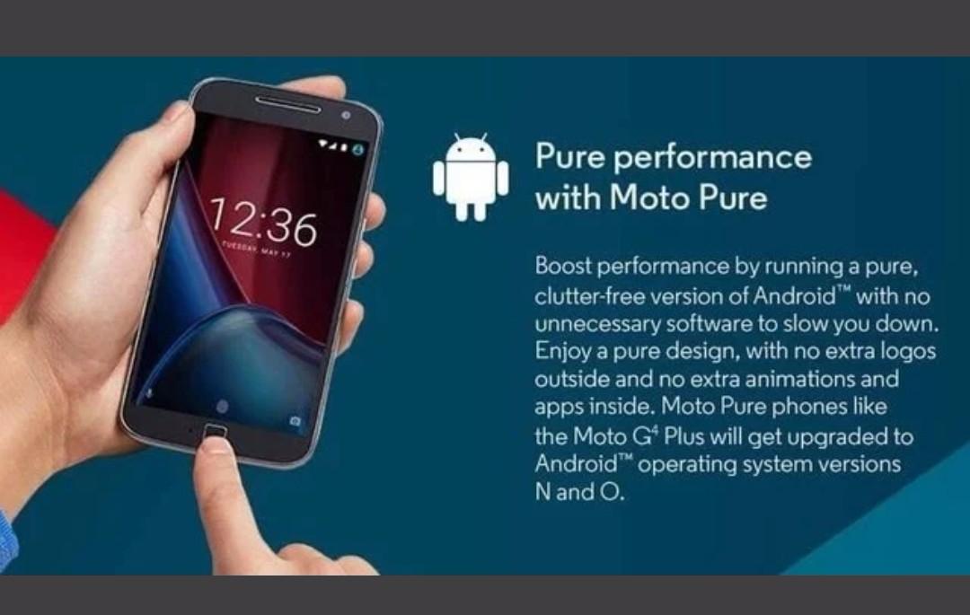 Lenovo Moto G4 Play Update
