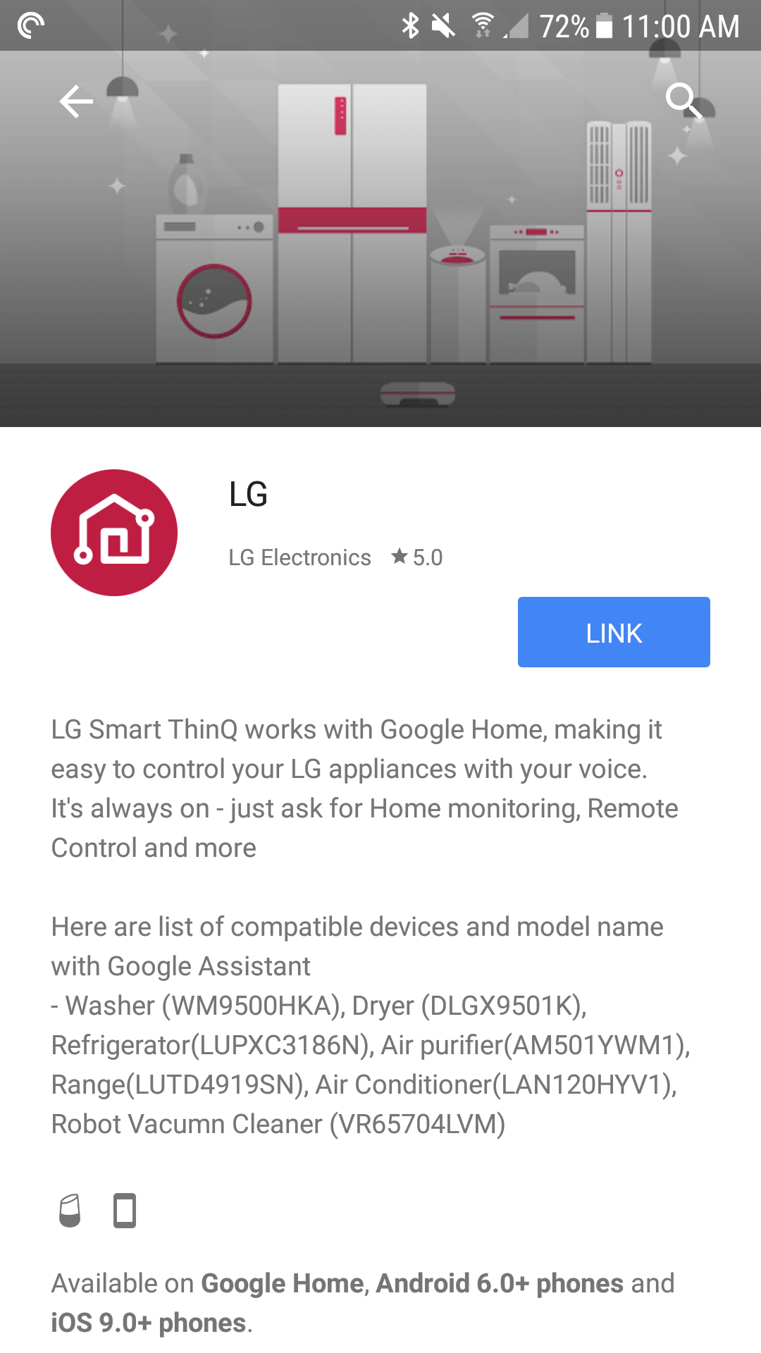 Lg Expands Its List Of Assistant Compatible Appliances
