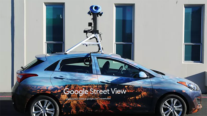 Google has upgraded its Street View cameras, and the implications are shocking