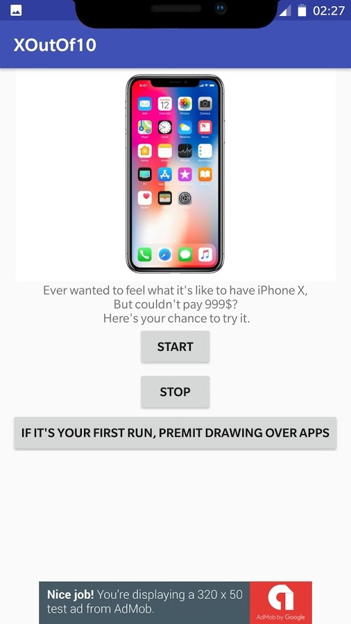 can you use two apps at once on iphone x