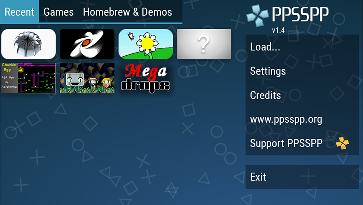 PSP Downloads - PSP Themes