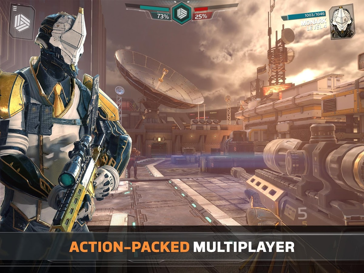 Gameloft has officially launched 'Modern Combat Versus,' and it's as