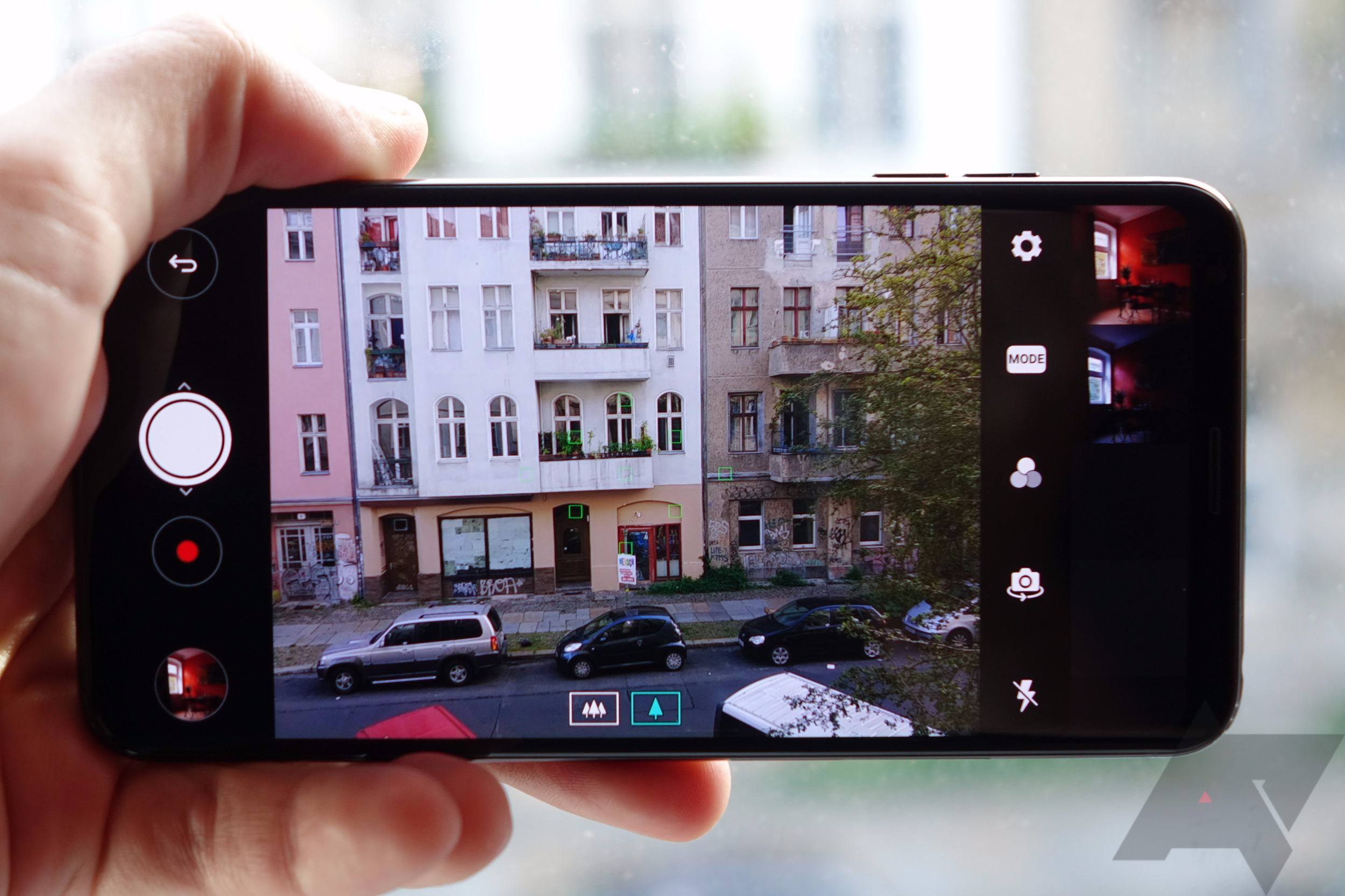 LG V30 camera app gets ported to G6, adds nearly all of the V30's