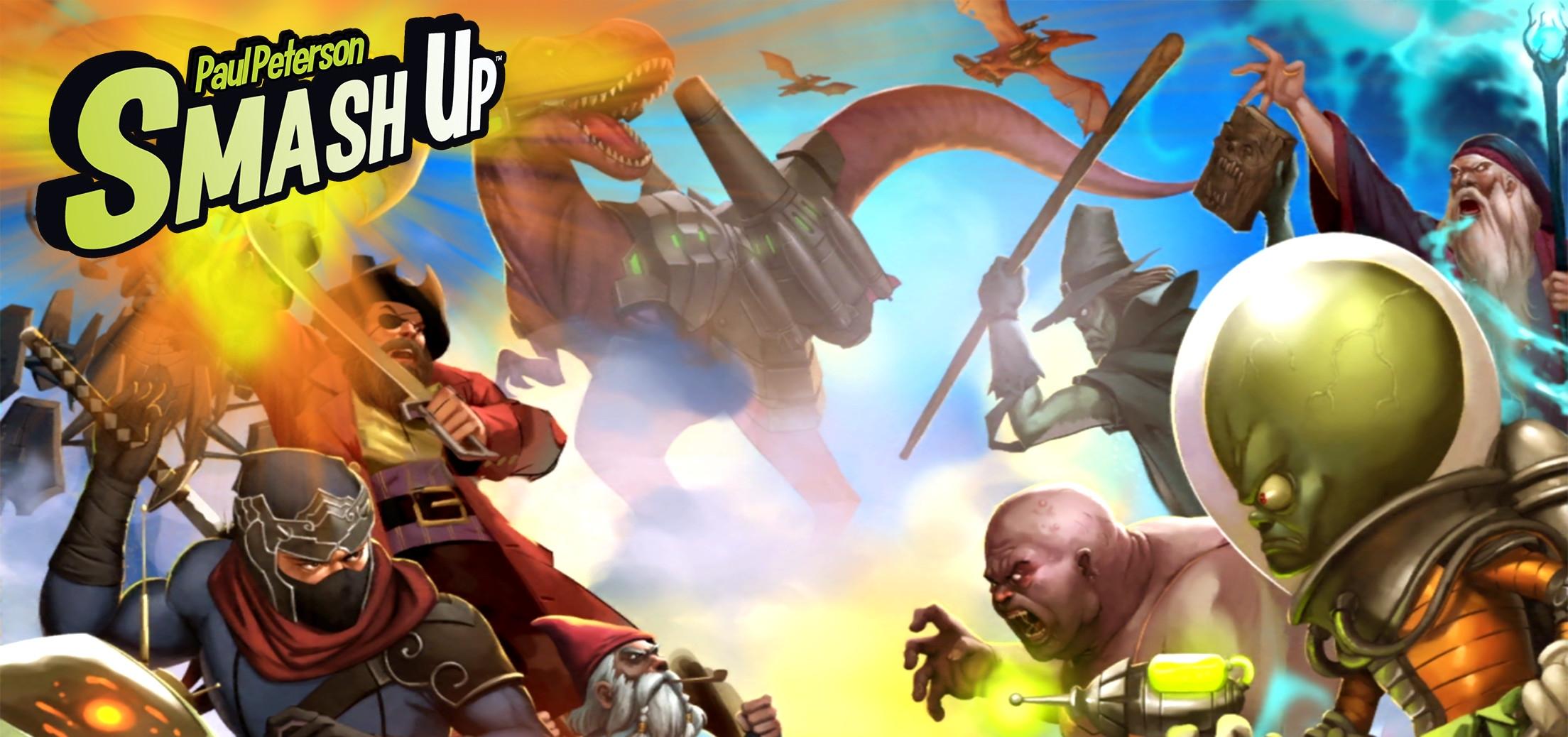 Asmodee Digital brings the award-winning pop culture mashup game