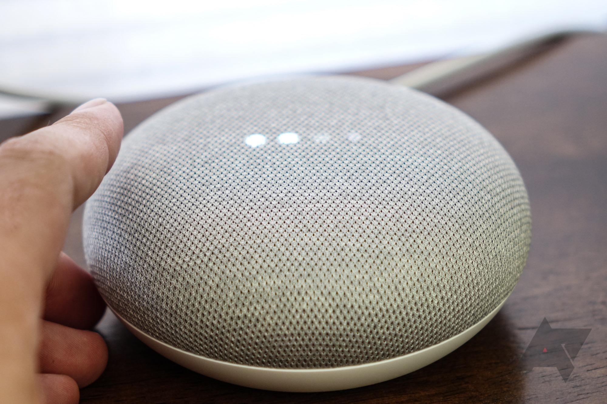 Google Home cuối cùng sẽ cho phép bạn điều chỉnh độ nhạy nghe OK của Google. 3