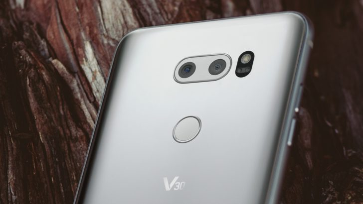 AT&T releases Android 8.0 OS update for the LG V30
