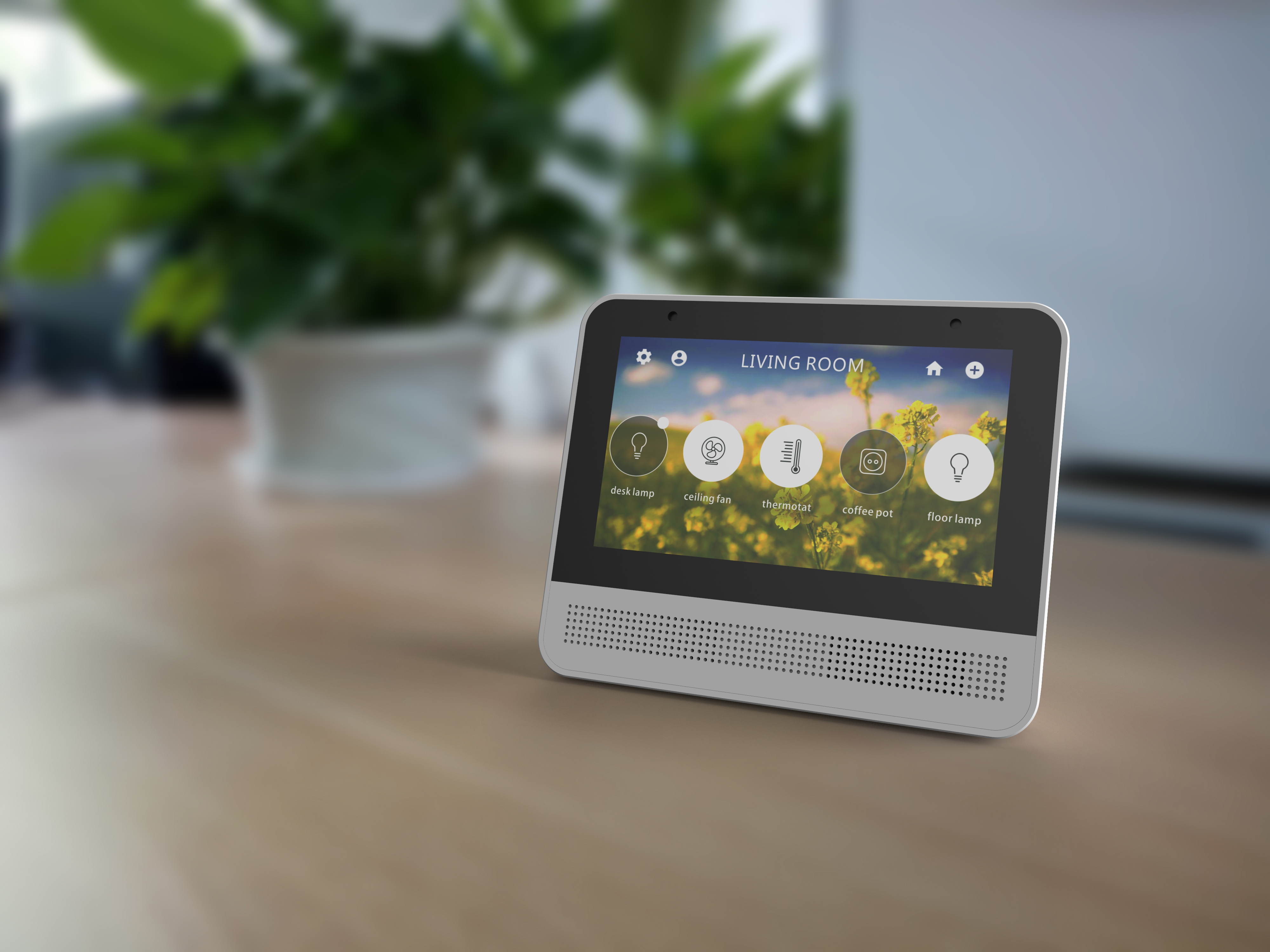 lynky is the first google assistant enabled touchscreen smart home hub. Black Bedroom Furniture Sets. Home Design Ideas