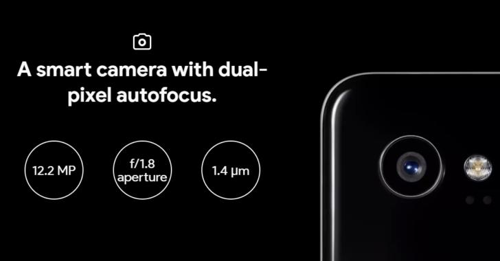 ผลการค้นหารูปภาพสำหรับ google pixel 2 camera specs