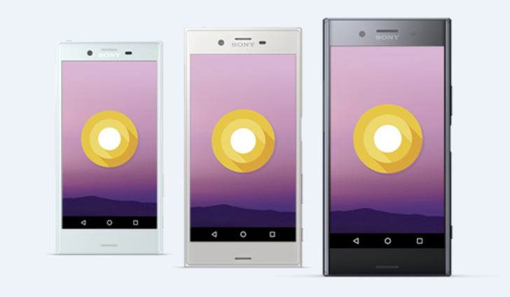 AOSP Android Oreo can now be compiled for Xperias through ...
