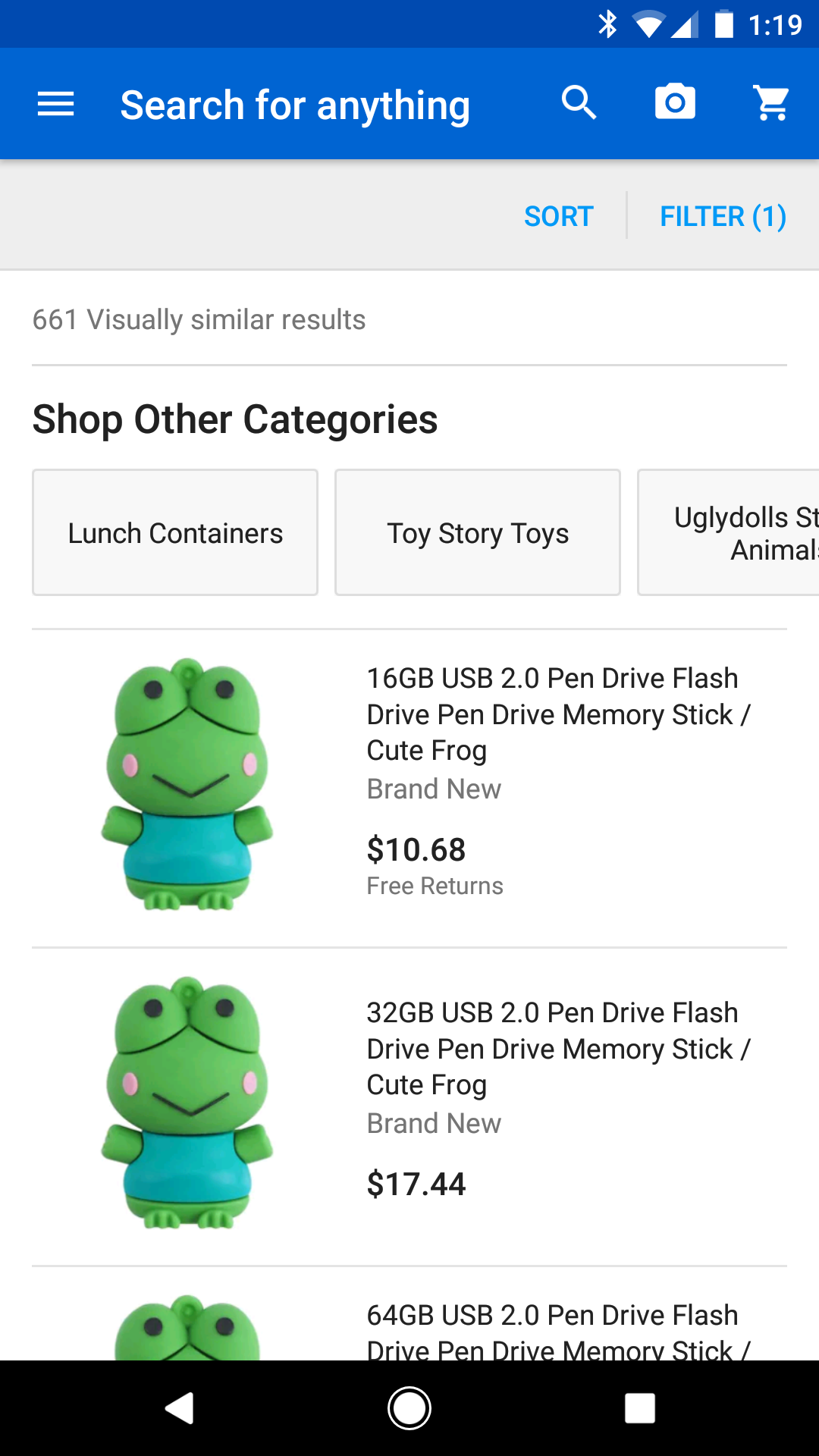 eBay adds AI-powered image search to its mobile apps ...
