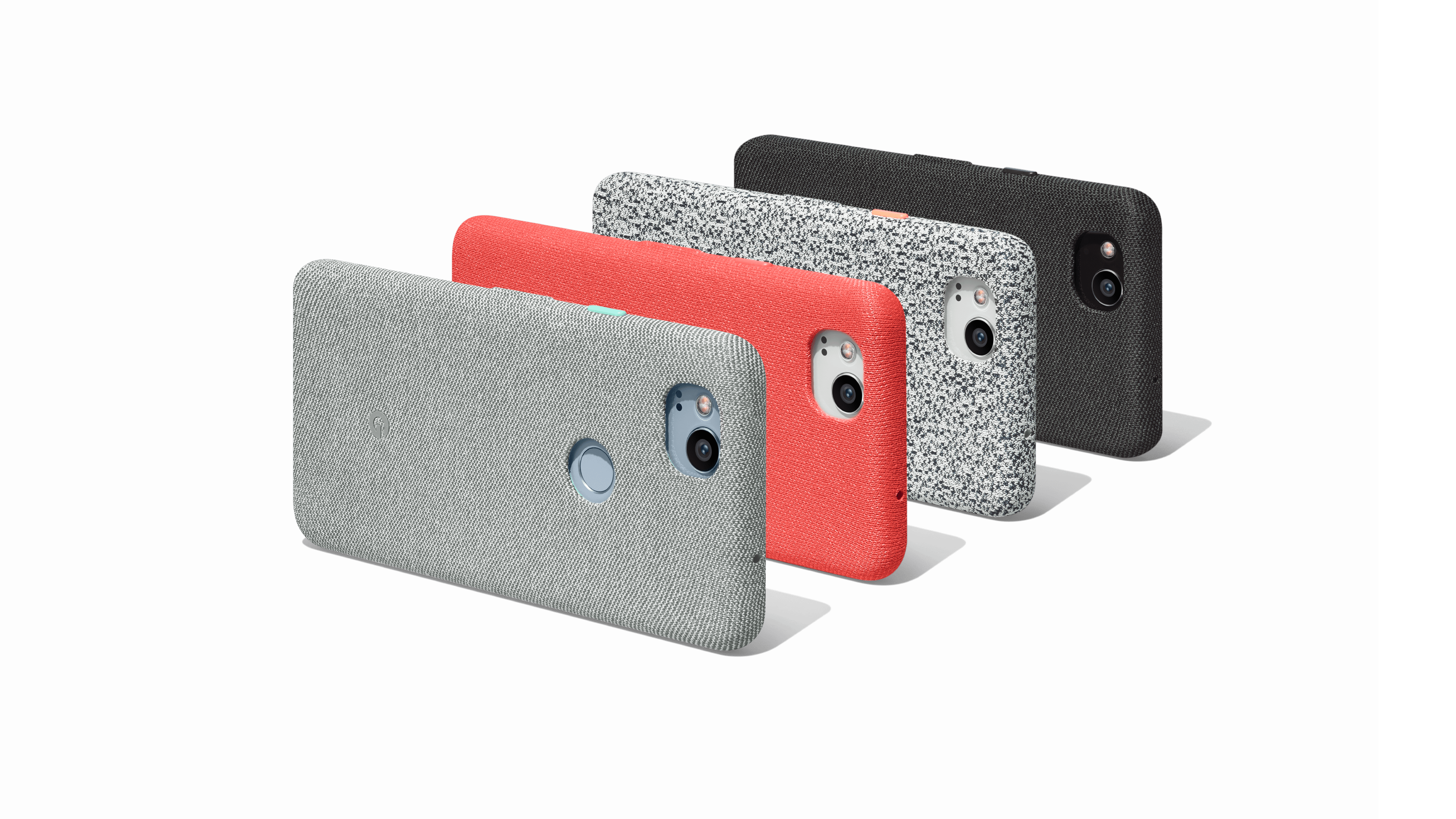 hot sales 6f7ea aadbc Google's official Pixel 2 cases include fabric, Bellroy leather, and ...
