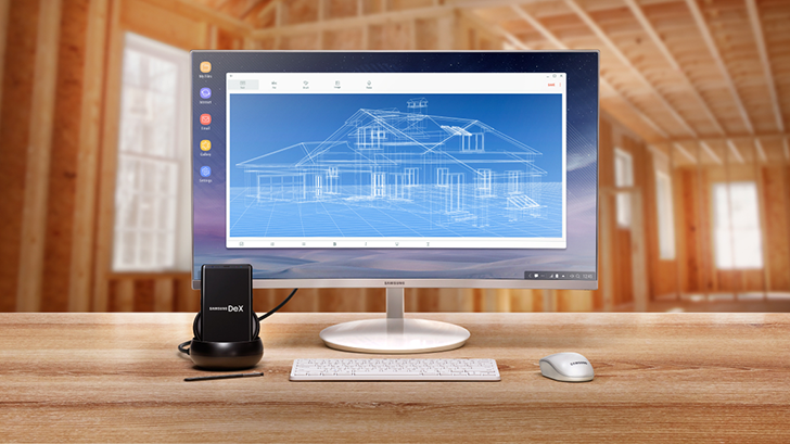 Update: Demo video] 'Linux on Galaxy' will bring the desktop OS to