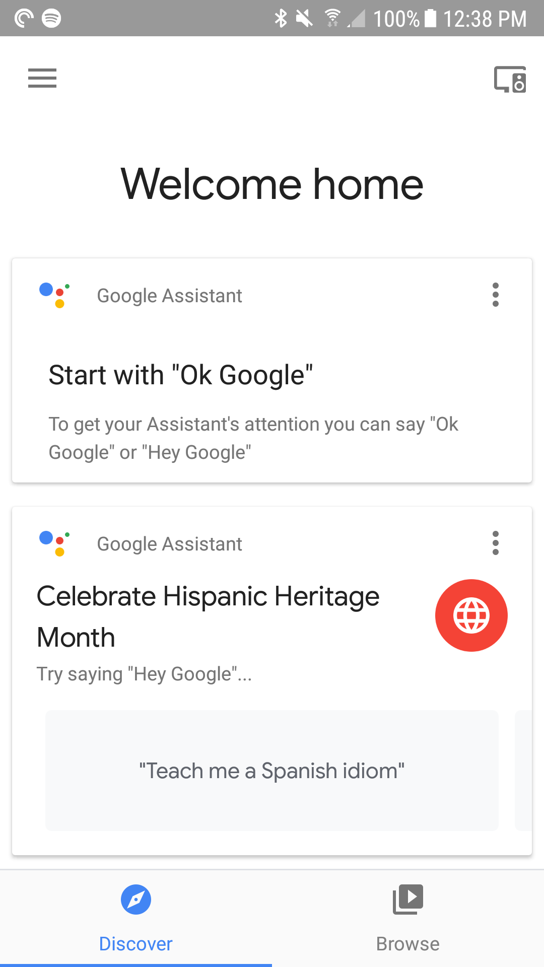 Google Home Brings Complete Redesign With