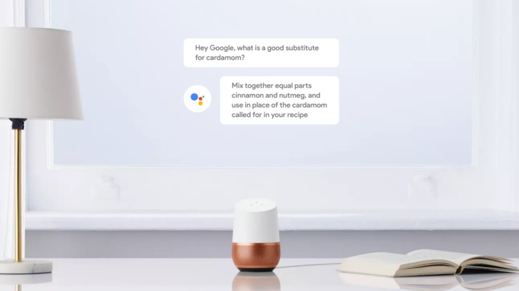 You can now send information from your Google Home ...